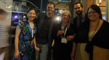 Anna Ryoo, Martain Lalonde, Kit Grauer, Juan Carlos Castro, Francine Cunningham.